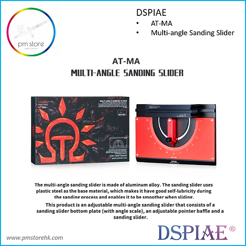 DSPIAE Multi-Angle Sanding Slider