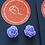 Thumbnail: Rose stud earrings