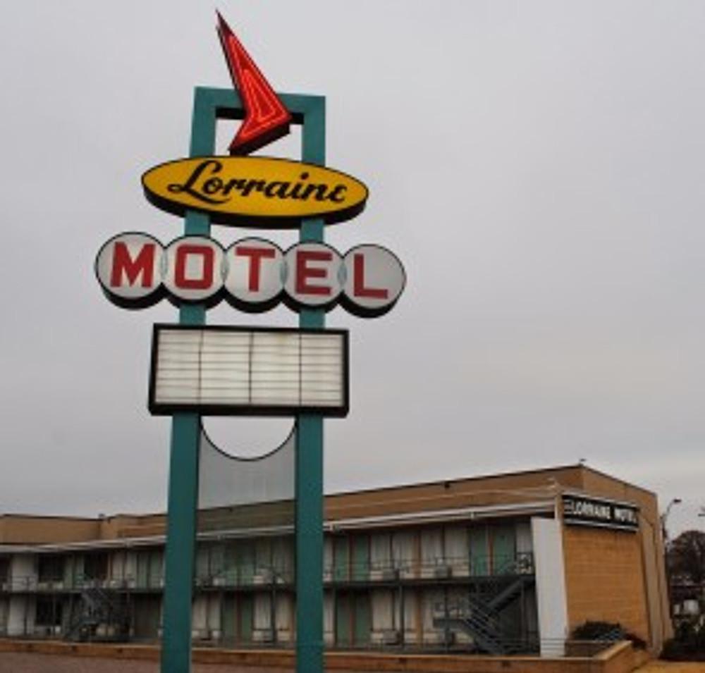 The Carpetbagger Photo - Lorraine Motel