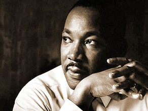Today is Martin Luther King Jr. Day