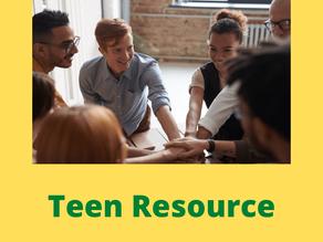 Teen Resource – YMCA