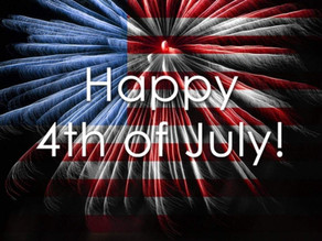 Happy 4th of July! It's a milestone day.