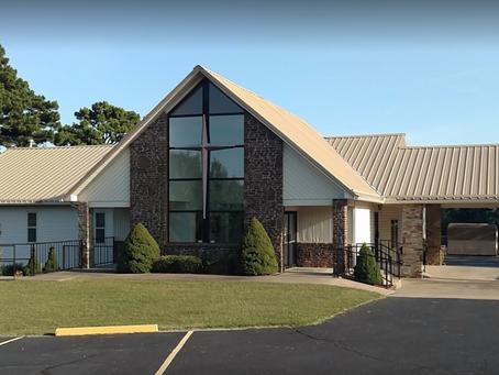 Remember When? Valley View Baptist Church, Eureka Springs, Arkansas
