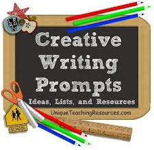 This week – A Writing Prompt