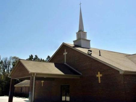 Remember When? New Haven Baptist Church in Arkansas