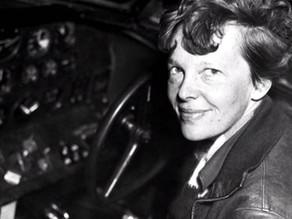 Inspiring People – Amelia Earhart