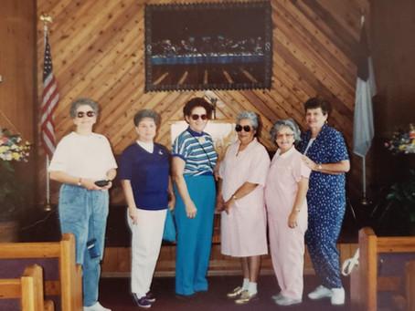 Remember When? Immanuel Baptist Church, Slidell, LA