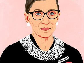 People in our country's history – Ruth Bader Ginsburg