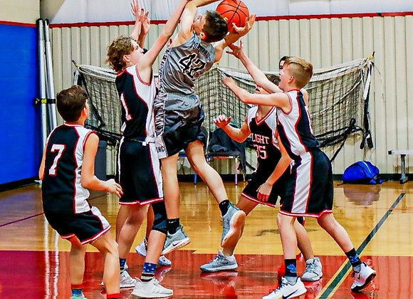 Basketball Registration Deposit