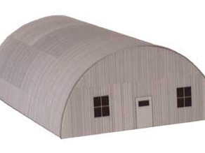 Q is for Quonset Hut