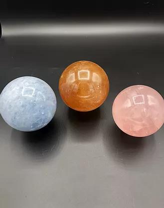 Carvings/Spheres