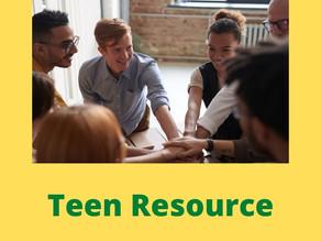 Teen Resource – Boys Town