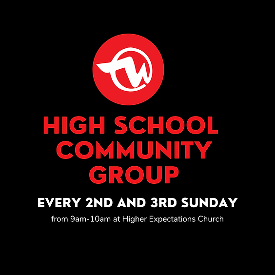 High School Community Group