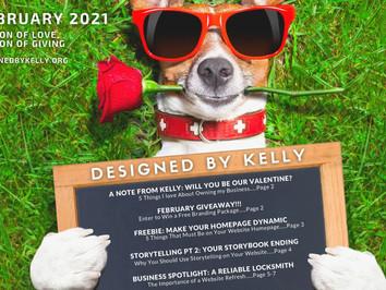Season of Love, Season of Giving- February 2021 Newsletter