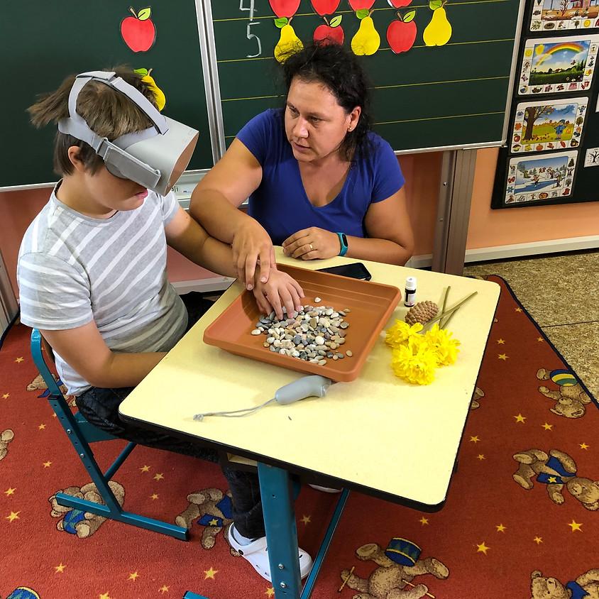 Metoda 3D stimulace na speciální škole - představení a workshop