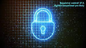 Webinář: Digitální bezpečnost pro školy
