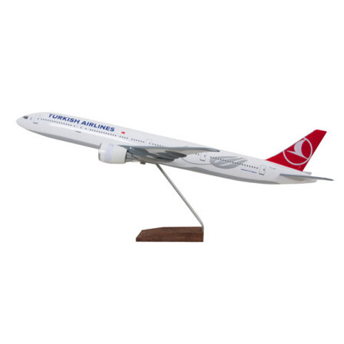 TK Collection B777 (1/100) Maket Uçak