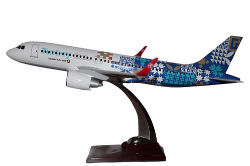 TK Collection A320 (1/100) Maket Uçak