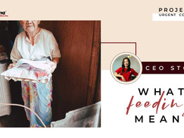 What Feeding A Family Means To Us