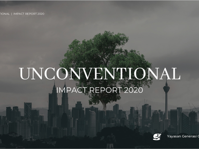 Unconventional - Impact Report 2020