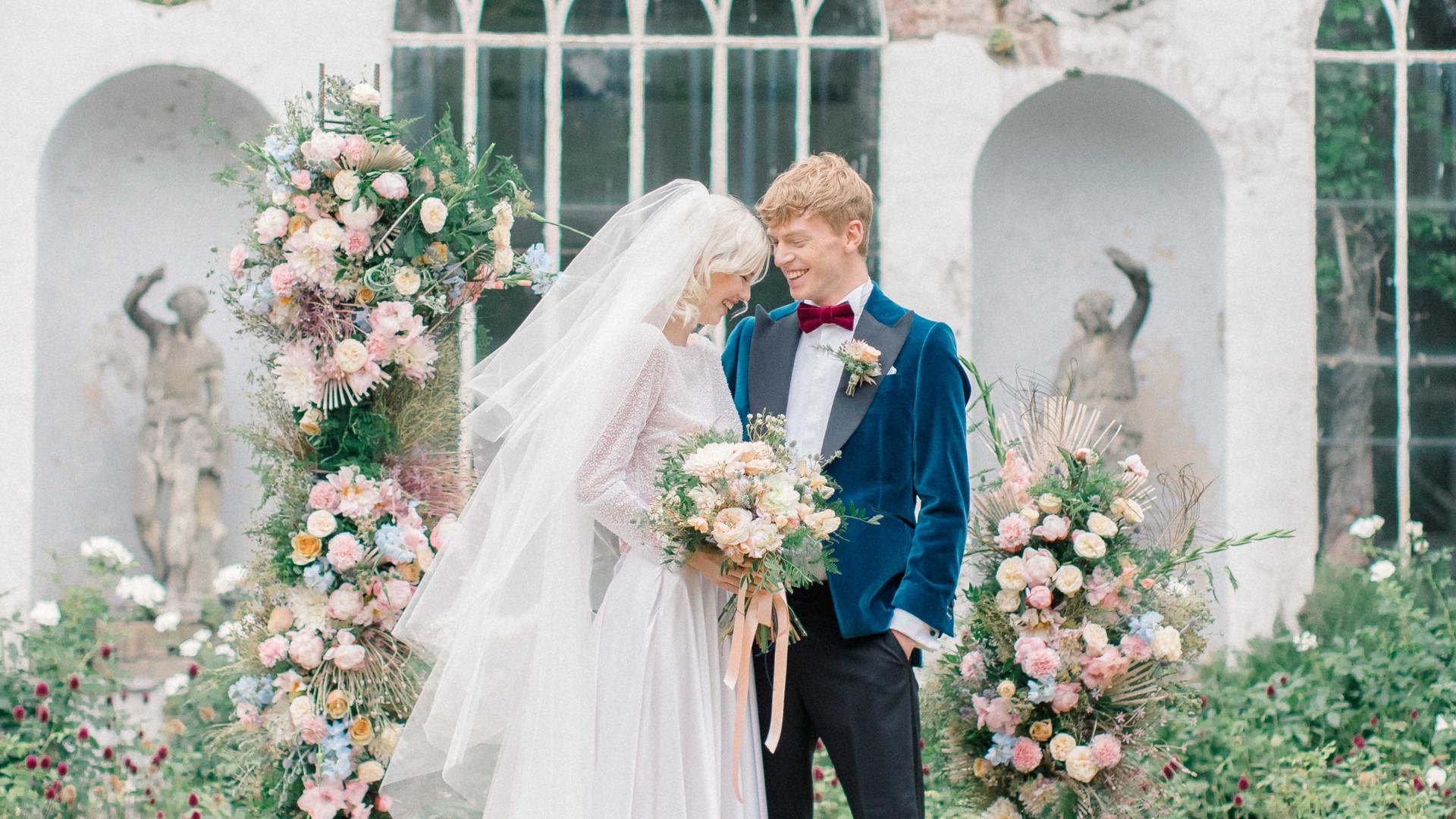 Styled Wedding Shoot Dasi