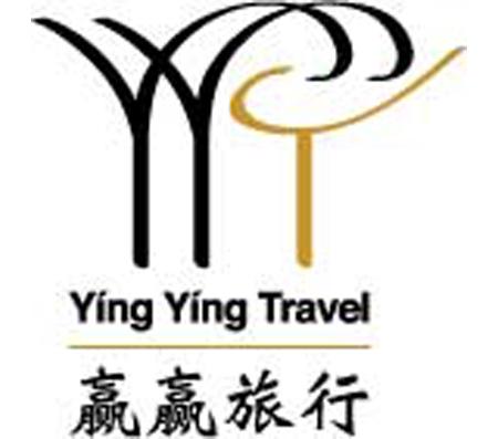 Logo ontwerp Ying Ying Travel