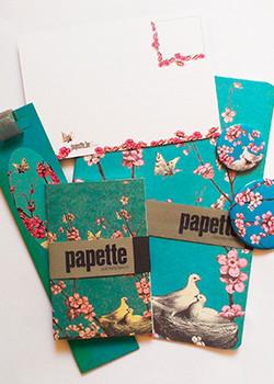 Illustratie voor Papette