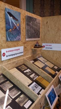 Expo Ekeren Andernach tijdens WO I