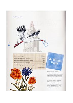 Illustratie voor KBC