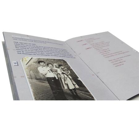Ontwerp brochure Erfgoeddag