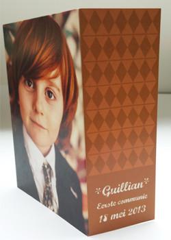 Communiekaart Guillian