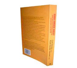 Ontwerp boekomslag Rood zonder roest
