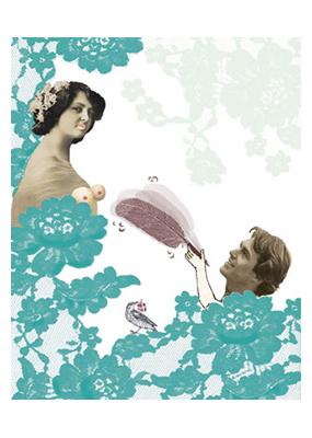 Illustratie voor Vitaya Magazine