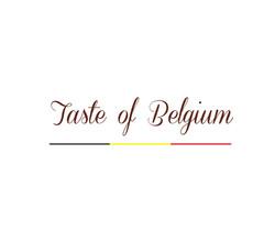 Logo ontwerp Taste of Belgium