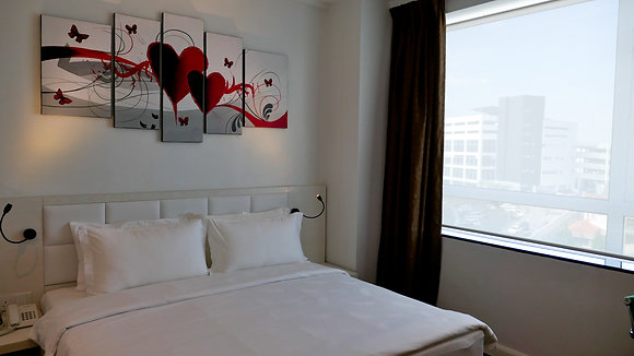 Pine Hotel [Deluxe Room]