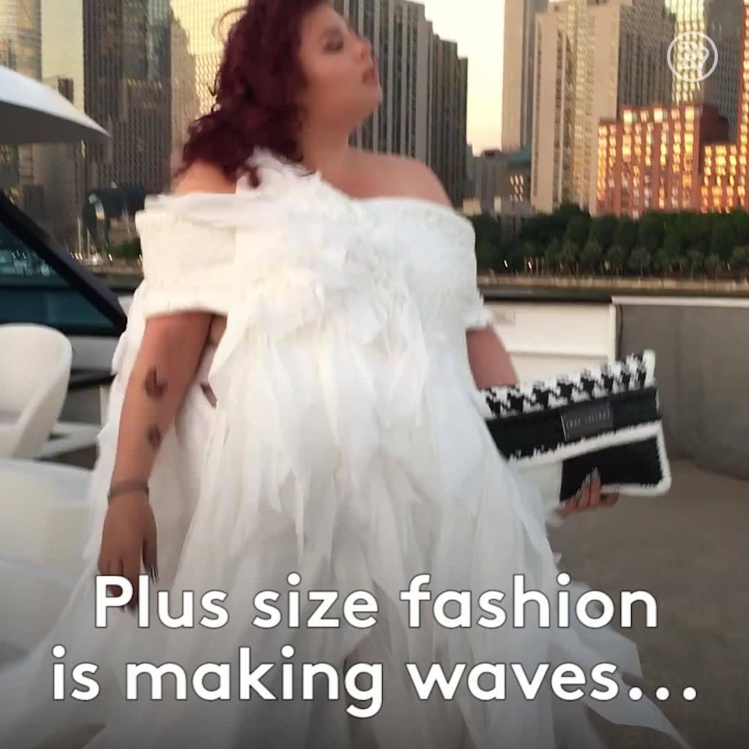 Full Figured Fashion Week: Curves At Sea
