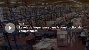 Le rôle de l'expérience dans la construction des compétences