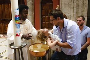 fotografo batismo sion