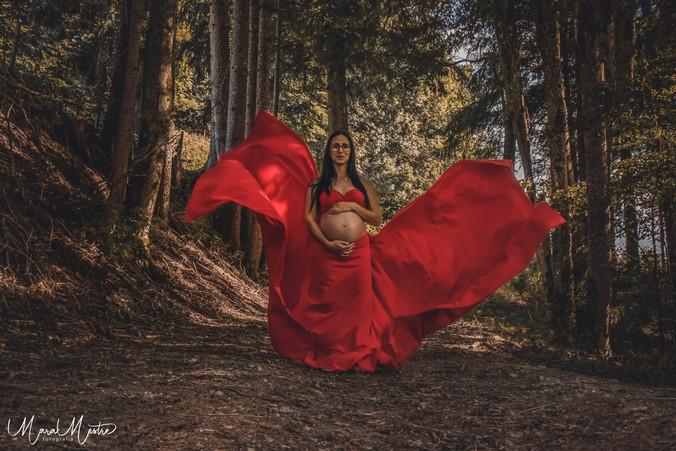 photographe maternite sion