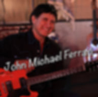 PHOTO John Michael Ferrari with guitar a