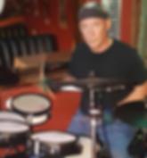 Dr. John Nowins on Drums John Michael Ferrari Band