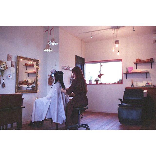 お店の雰囲気も分かってもらえると嬉しいな^ ^__#連投失礼しました#Noelle#徳島美容室#tokushima#徳島#美容室