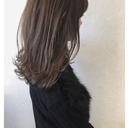 ・_guest  hair.✨_今日も可愛いお客様😍 ・_明るめアッシュブラウ