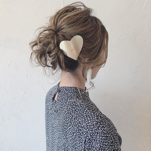 ・_guest  hair. ✨ ・_結婚式💒👰🤵 お呼ばれヘアスタイル。