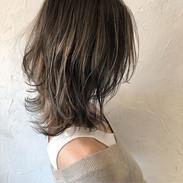 ・_guest  hair. ・_・_ハイライトたっぷり入れてメリハリcolor