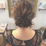 ・_guest  hair.✨ ・_髪の長さは鎖骨下のミディアムです💓_短くて