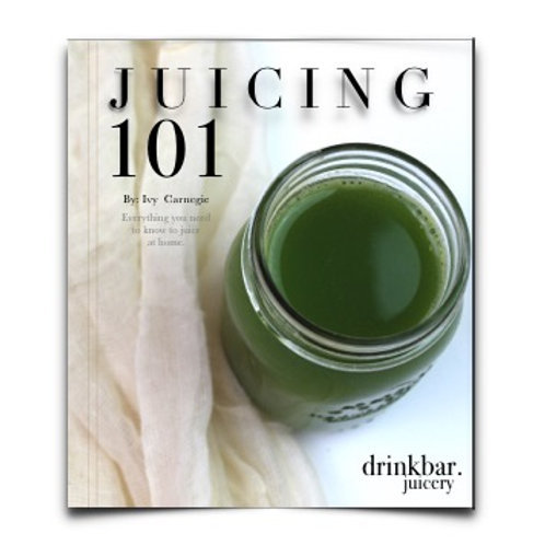 Juicing E book