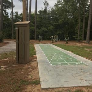 Outdoor Shuffle Board