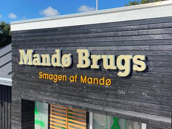 Spændende arbejde med ny identitet for Mandø Brugs