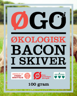 OEGO bacon i skiver